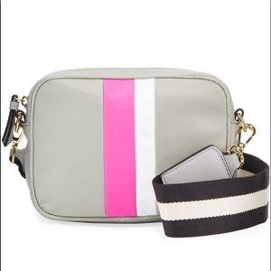NWT! Crossbody camera style bag! So trendy!